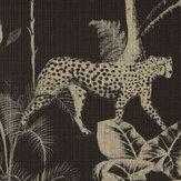 Albany Cheetah Black Wallpaper - Product code: 409031