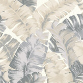 Albany Banana Palm Neutral Wallpaper - Product code: 535617