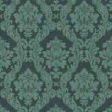 Elite Wallpapers Chelsea Damask Forest Wallpaper - Product code: 085784