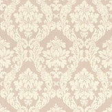 Elite Wallpapers Chelsea Damask Champagne Wallpaper - Product code: 085814