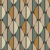 Zoom by Masureel Timor Honey Wallpaper - Product code: OMB304