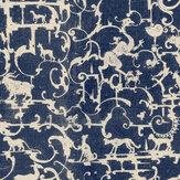 Mind the Gap Royal Hunting  Blue / Grey Mural - Product code: WP20420