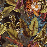 Prestigious Bengal Tiger Safari Fabric - Product code: 3799/677