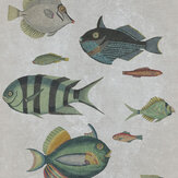 Mind the Gap Poissons Grey Mural - Product code: WP20182