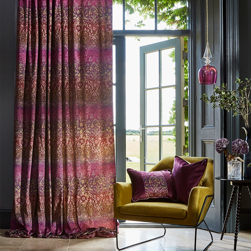 Fable Fabric - Cassis - by Prestigious