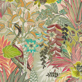 Prestigious Hidden Paradise Pastel Fabric - Product code: 3802/220