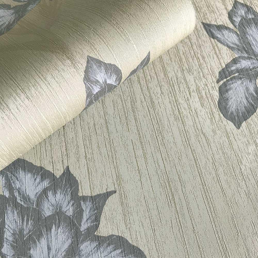 Akiko Wallpaper - Green - by Fardis