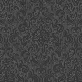 Fardis Bali Black Wallpaper - Product code: 10089