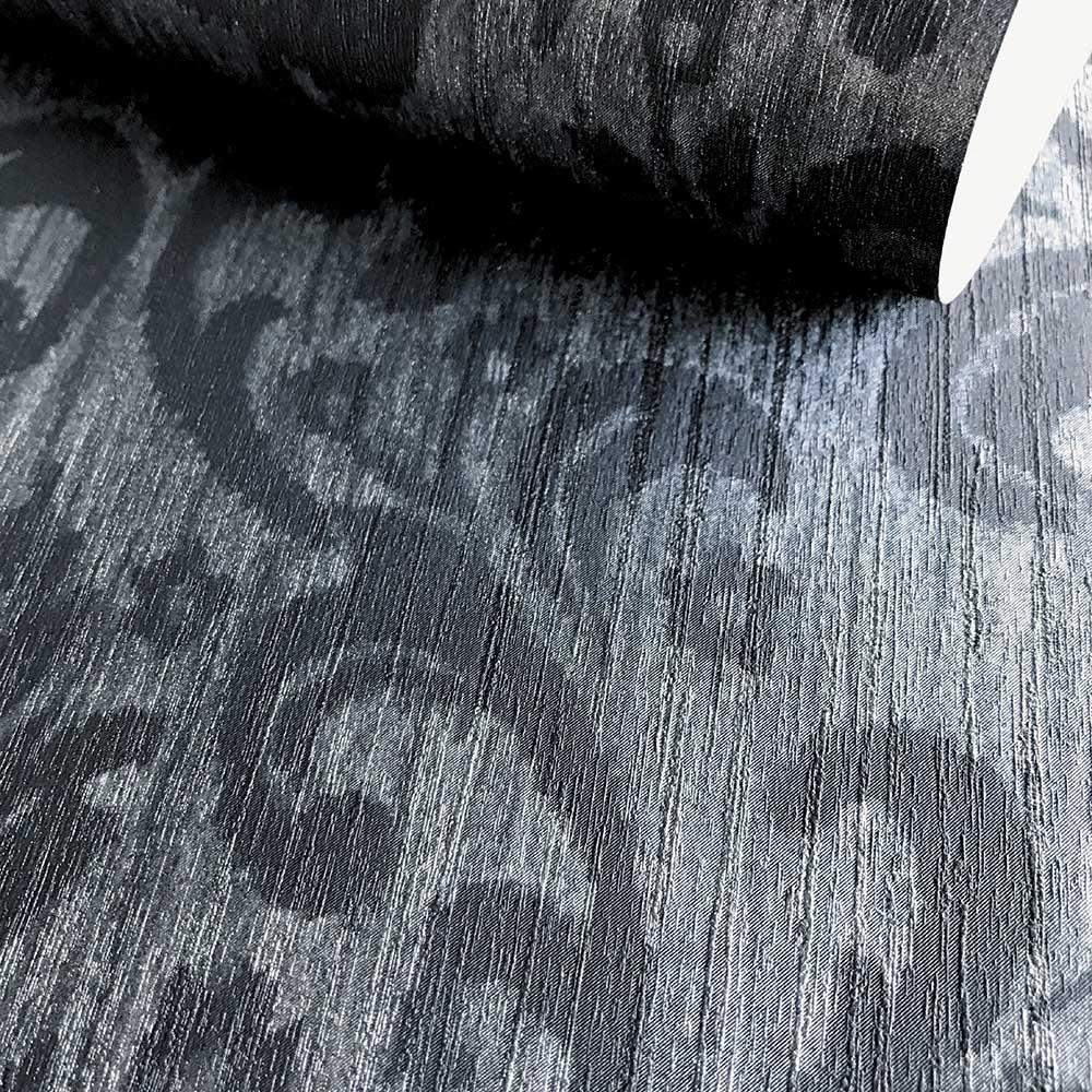 Bali Wallpaper - Black - by Fardis