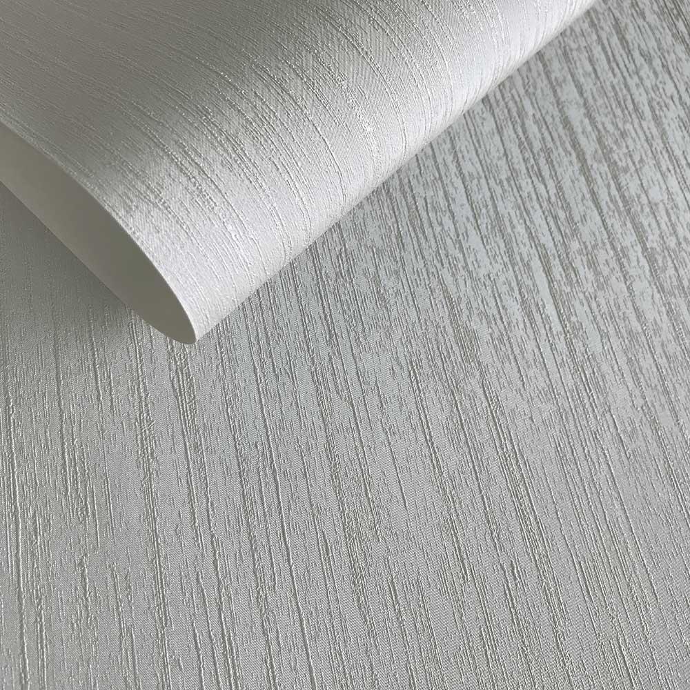 Miya Wallpaper - Grey - by Fardis