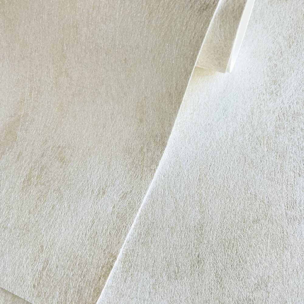 Aphrodite Plain Wallpaper - White - by Fardis