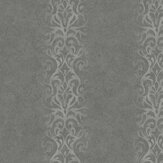 Fardis Devore Stripe Grey Wallpaper - Product code: 10114