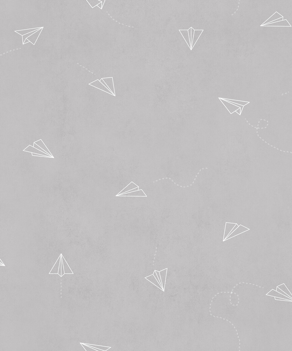 Coordonne Lindbergh Full grey Wallpaper - Product code: 8500040