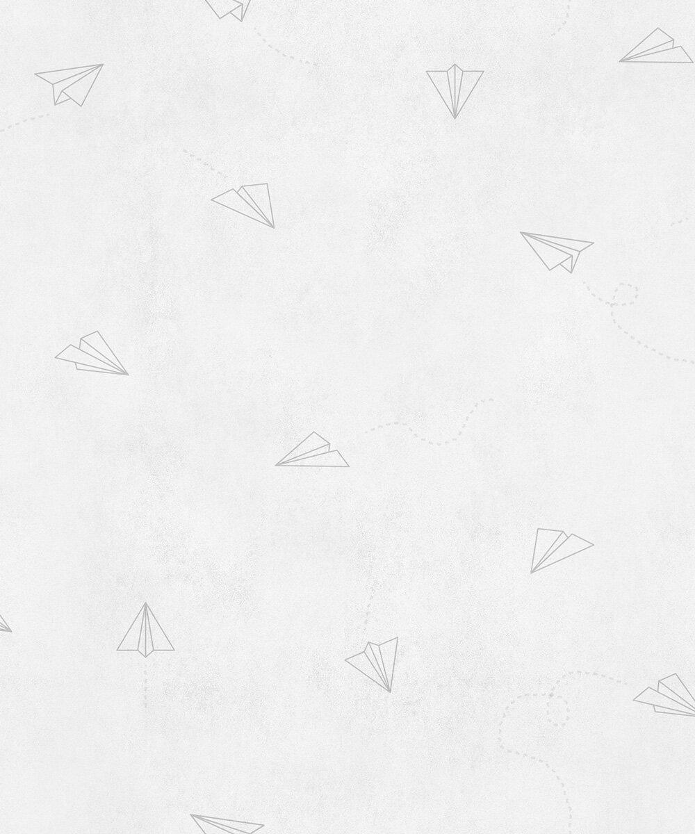 Lindbergh Wallpaper - Grey - by Coordonne