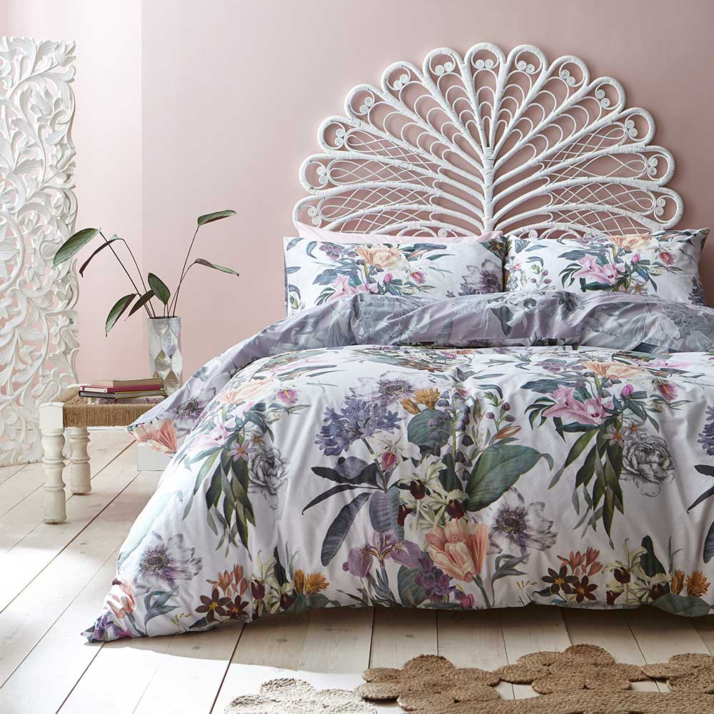 Kensington Duvet Set Duvet Cover - Multi-coloured - by Accessorize