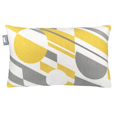 Mini Moderns Cushion Pluto PLUTO MUSTARD