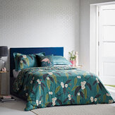 Harlequin Coppice Duvet Cover  Peacock - Product code: DUCCOPP1PEA