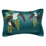 Harlequin Coppice Oxford Pillowcase Peacock - Product code: DUCCOPPOPEA
