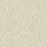 SketchTwenty 3 Ice Iridescent Beads Iridescent Gold  Wallpaper - Product code: EV01120