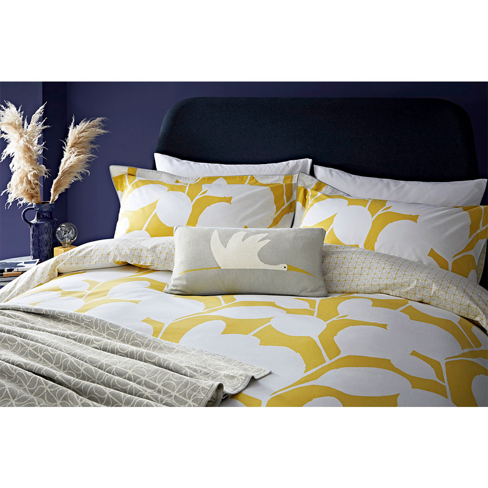 Scion Colin Crane Cushion Grey - Product code: CSHOCODCGRY
