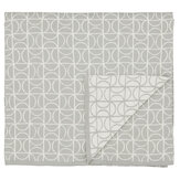 Scion Ocotillo Knitted Throw Grey - Product code: QTOOCODZGRY