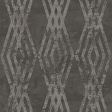 Galerie Rombo Netto Black Wallpaper - Product code: 3769