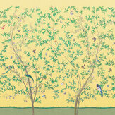 Little Greene Belton Scenic Sunbeam Mural - Product code: 0245BSSUNBE
