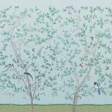 Little Greene Belton Scenic Pavillion  Mural - Product code: 0245BSPAVIL