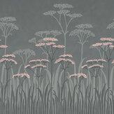 Little Greene Achillea Twilight Mural - Product code: 0245ACTWILI