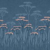 Little Greene Achillea Nighttide Mural - Product code: 0245ACNIGHT
