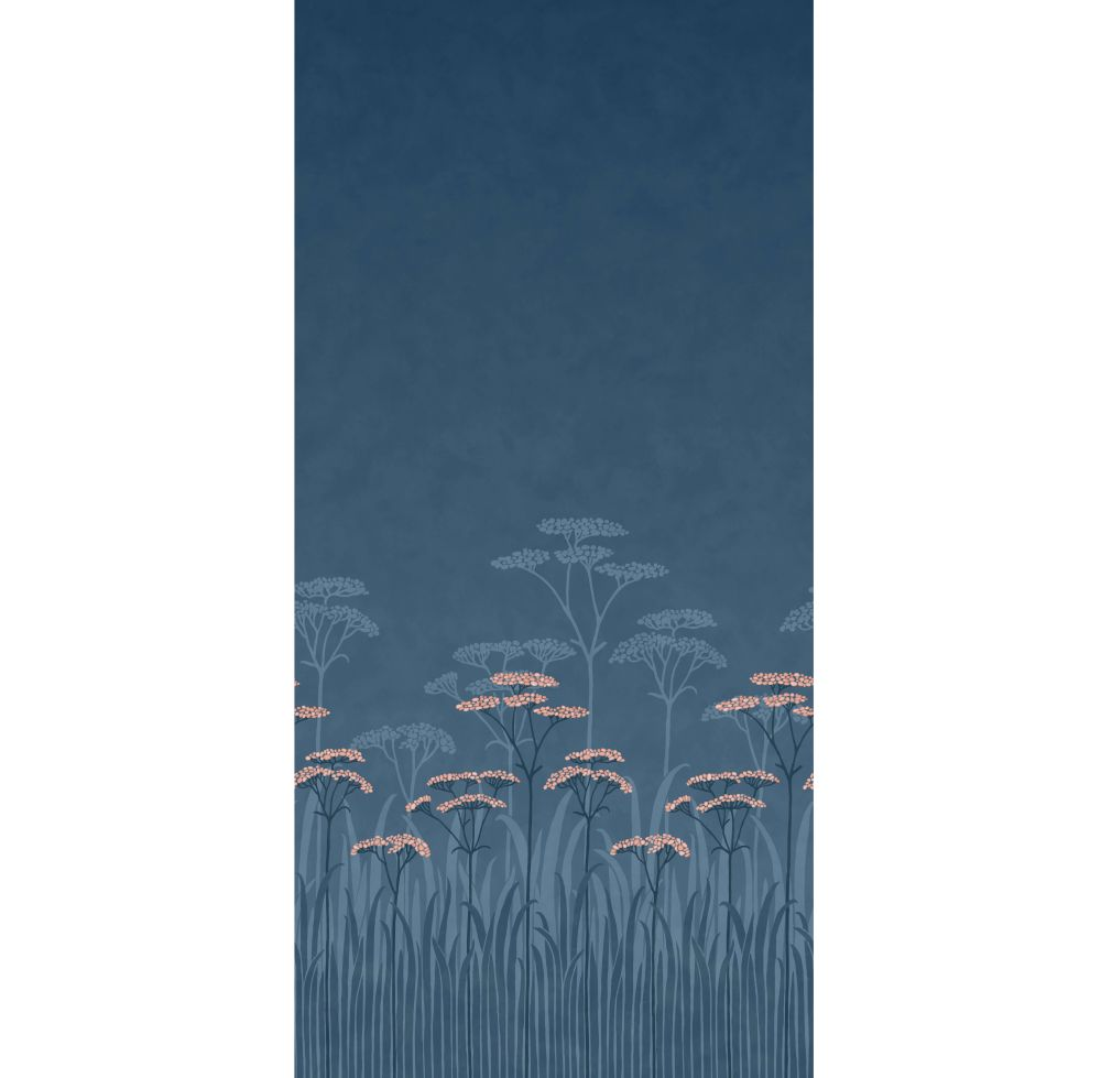 Little Greene Achillea Nighttide Mural - Product code: 0245ACNIGHT