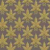 Little Greene Clutterbuck Corinthian Gold Wallpaper - Product code: 0245CLCORIN