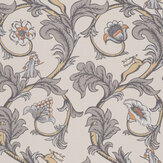 Little Greene Stag Trail Sterling Wallpaper - Product code: 0245STSTERL