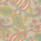 Little Greene Pomegranate Bazaar Wallpaper - Product code: 0245POBAZAA