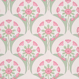 Little Greene Hencroft Pink Primula Wallpaper - Product code: 0245HEPINKP