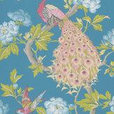 Little Greene Pavona Sylvie Wallpaper - Product code: 0245PASYLVI