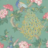 Little Greene Pavona Vivienne Wallpaper - Product code: 0245PAVIVIE
