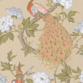 Little Greene Pavona Gina Wallpaper - Product code: 0245PAGINAZ