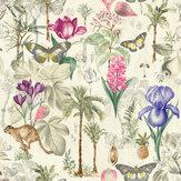 Clarke & Clarke Botany Summer Wallpaper - Product code: W0122/01