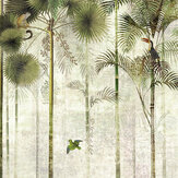 Khrôma by Masureel Jungle Greenery Mural - Product code: DGWIL1013