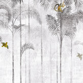Khrôma by Masureel Jungle Moon Moonlight Mural - Product code: DGWIL1021