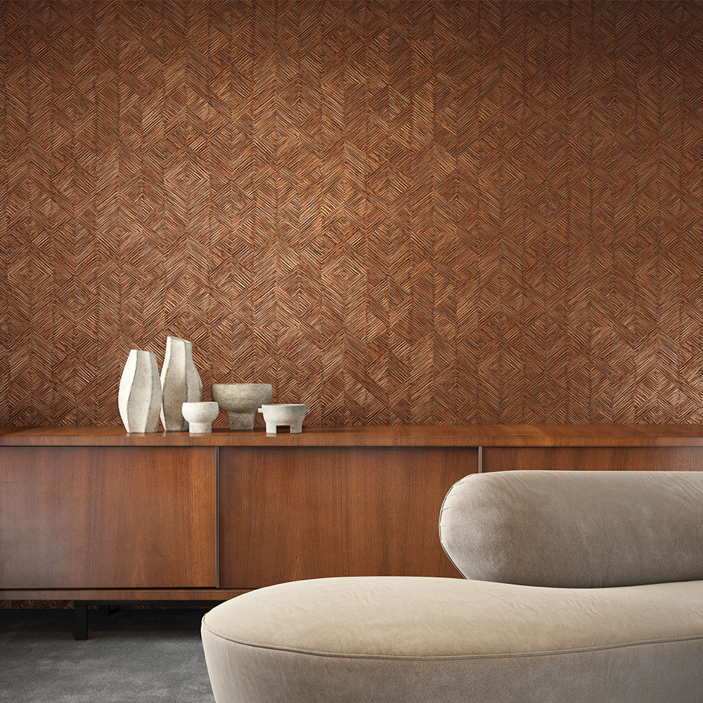Khrôma by Masureel Enitan Sierra Wallpaper - Product code: TRI103