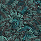 Khrôma by Masureel Bali Jungle Wallpaper - Product code: TRI404