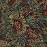 Khrôma by Masureel Bali Viridis Wallpaper - Product code: TRI409