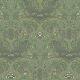 Sand & Sushi Crows Nest Sea Grey Wallpaper - Product code: CNSGREY
