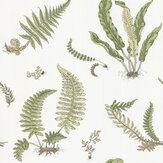 G P & J Baker Ferns Leaf Wallpaper - Product code: BW45044/10