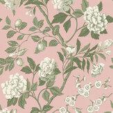G P & J Baker Emperors Garden Blush Wallpaper - Product code: BW45000/11