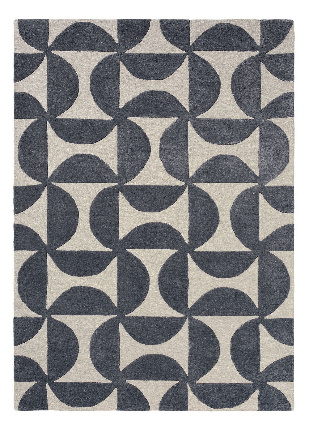 Forma Rug - Liquorice - by Scion