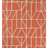 Scion Viso Rug Paprika - Product code: 151990