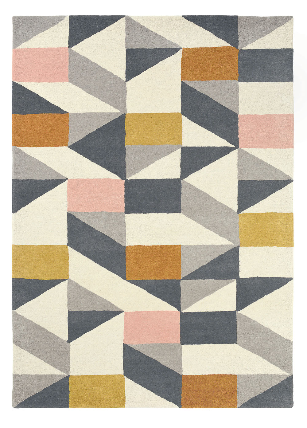 Nuevo Rug - Blush - by Scion